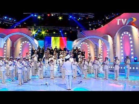 Orchestra De Suflători A M.Ap.N şi Corul Sound - Treceţi, Batalioane Române, Carpaţii!