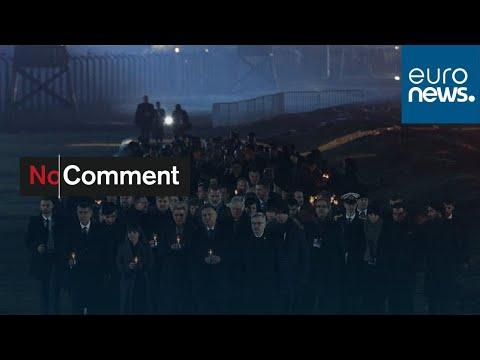 شاهد:  مسيرة على أضواء الشموع للناجين من معسكر -اوشفيتز- في ذكرى المحرقة …  - نشر قبل 35 دقيقة