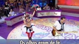 Calypso - Frevo Mulher - Faustão - 19-02-12