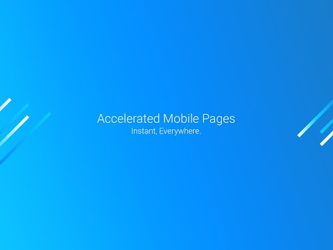 The AMP Project: English Introduction to AMP