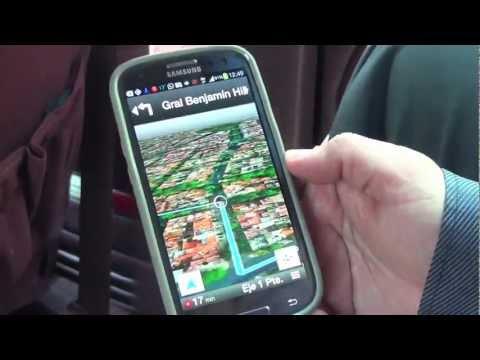 Navigation para Google Maps en Android REVIEW