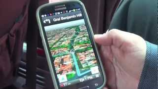 Navigation para Google Maps en Android REVIEW Free HD Video