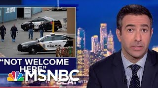 Democrats Tell Donald Trump He Is 'Not Welcome' In El Paso | The Beat With Ari Melber | MSNBC