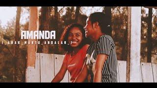 AMANDA(Anak Mantu Andalan) _ AREA85 _(Official Video)