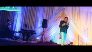 Walter Chahwanda - You Do Mighty Things (cover) | LIVE Ministration