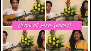 Ikaw at Ako- Tj Monterde (cover) EJ ft Nicole