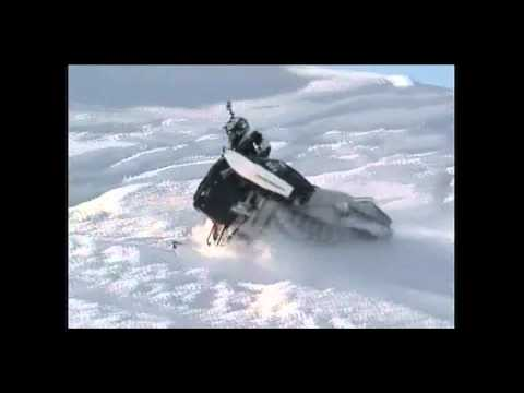 Snowmobile Sponsorship Video