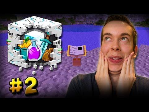 Cube Evolution: PARKER'S WORLD! - Ep. 2 (Modded Minecraft)