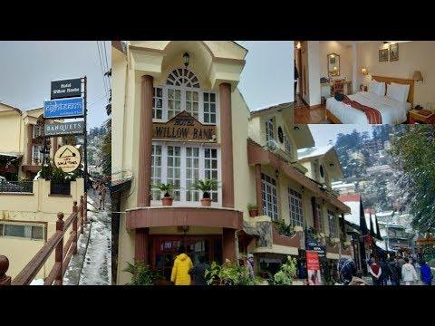 HOTEL WILLOW BANKS SHIMLA   HOTEL ON MALL ROAD   ROOM   CAFE SIMLA TIMES   SHIMLA