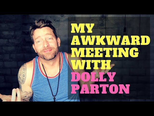 MY AWKWARD MEETING WITH DOLLY PARTON: LEVI KREIS LIVE