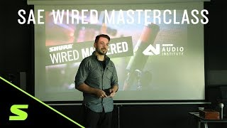 Shure MEA x SAE Wired Mastered Class