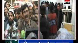 DNA analyses the heart-wrenching terror attack at Peshawar army school