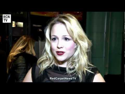 Kimberley Nixon Interview - Elfie Hopkins World Premiere