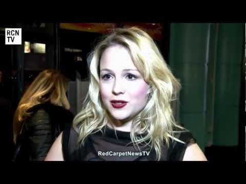 Kimberley Nixon   Elfie Hopkins World Premiere