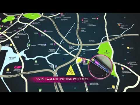 The Venue - 3mins To Potong Pasir MRT Www RealEstateSG Com Sg