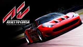 Assetto Corsa - Gameplay w/Fanatec GT2 wheel
