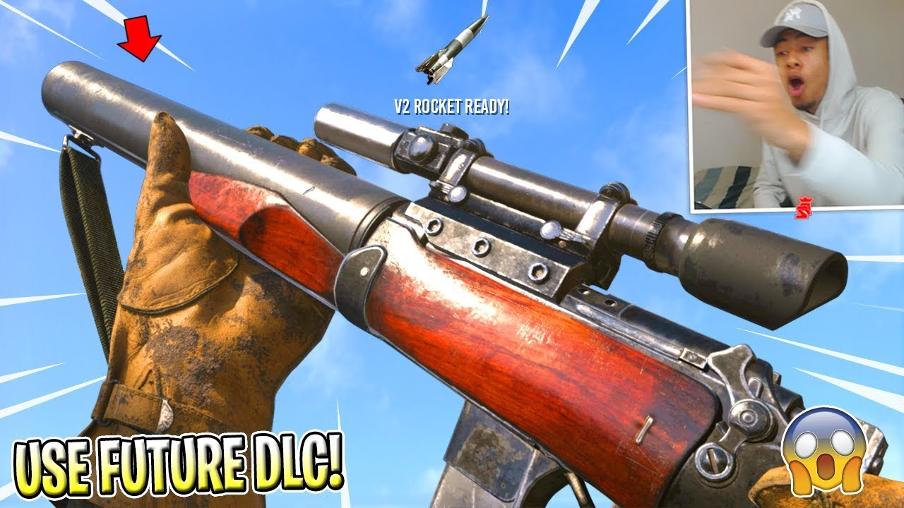 How to use the future DLC weapons RIGHT NOW! *NEW* (Silenced Sniper, Rifle + MORE)