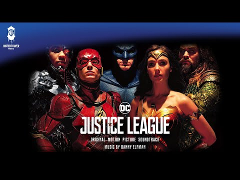 The Justice League Theme - Logos - Danny Elfman (official video)