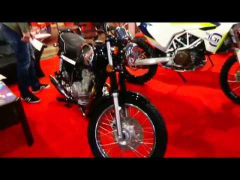 Motosalon Praha Jawa 350