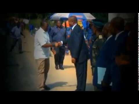 Gouverneur Jacques MBADU de la province du Bas Congo RDC
