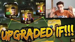 FIFA 15 - INSANE UPGRADED INFORMS SQUAD!!! - SIF Upgraded Neymar & More! - Fifa 15 Squad Builder