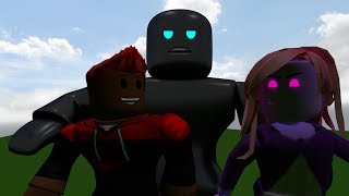 Solemrex et Shara vs Giant (Bataille animée de Roblox)
