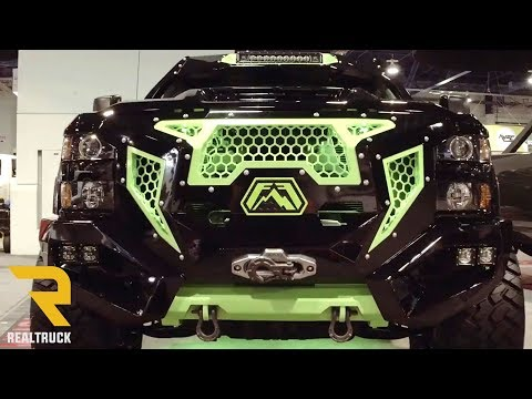Fab Fours New Products at SEMA 2017