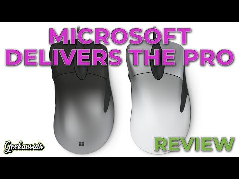 Microsoft Pro Intellimouse Special Edition Review