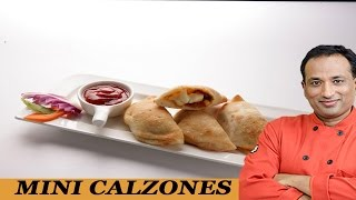 Pizza PocketMini Calzones recipe with Philips Airfryer by Vahchef