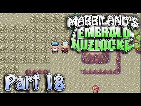 Pokemon Emerald Nuzlocke, Part 18: Picking Some Ash!