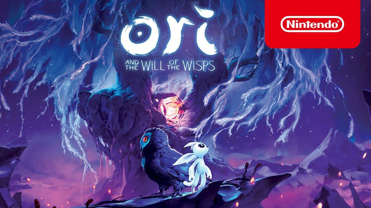 Ori and the Will of the Wisps - Já disponível! (Nintendo Switch) - YouTube