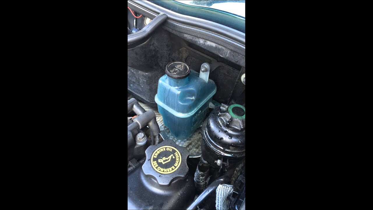 Mini Cooper Engine Coolant Boiling