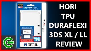 Hori TPU Duraflexi Cover for New Nintendo 3DS XL / LL Review