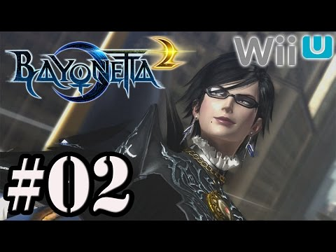 Let's Play: Bayonetta 2 - Parte 2 - World of Chaos