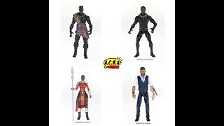 SDCC 2018 Hasbro Marvel Legends Brand Press Breakfast Chat and Black Panther Reveals!
