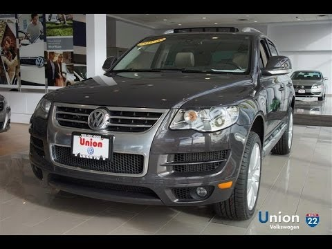 2010 Volkswagen Touareg Tdi V6 Lux Sel Review Air Suspension You