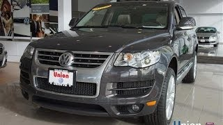 2010 Volkswagen Touareg TDI V6 LUX Diesel Review Air Suspension