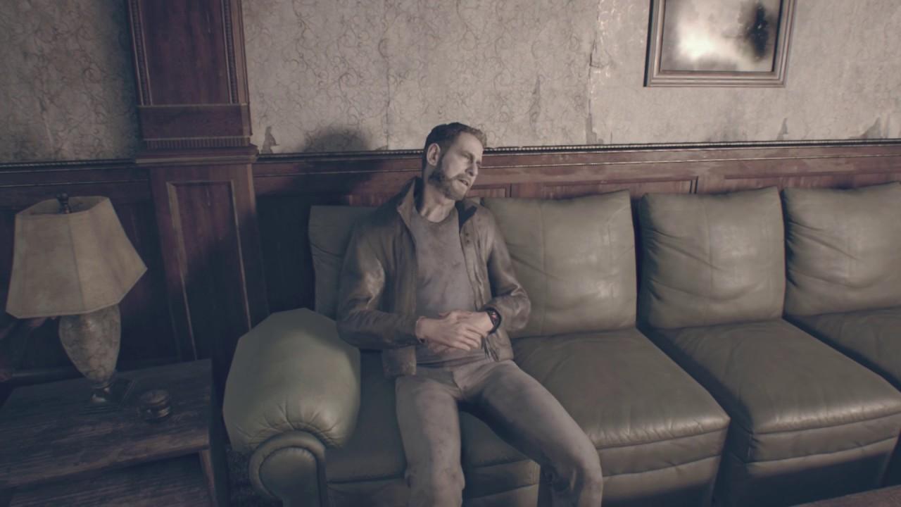 Resident Evil 7 Watch Ship Video Tape Find Eveline Floor 2 2F