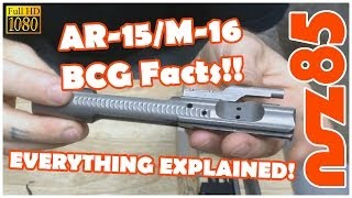 ar 15 bcg facts what to know civ tactical