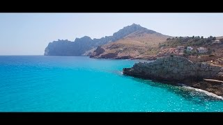 Mallorca Drone 4k - Flying Paradise DJI Phantom 3 Professional