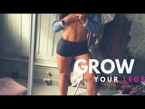 LEG DAY | Quad Focused | Get Your Legs In Shape