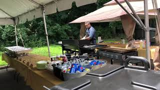 Live BBQ Catering!!!!