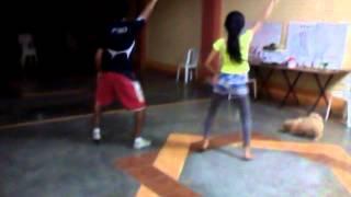 GRAHAM - Ensayo1: Danza da Maozinha