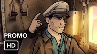 Archer Season 9 Questions Promo (HD) Archer: Danger Island