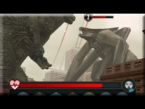 Godzilla - Smash3 - Android Gameplay HD