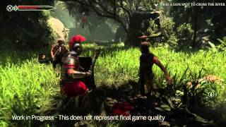 Ryse: Son of Rome Inside Look at Combat trailer