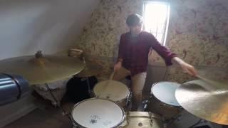 Chris Webb - Rag 'n' Bone Man - Ego (Drum Cover)