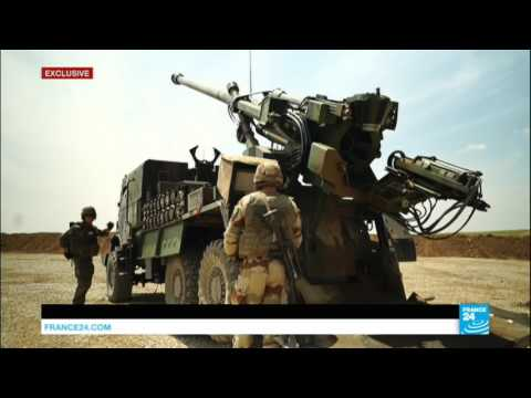 Iraq: The Battle For Western Mosul