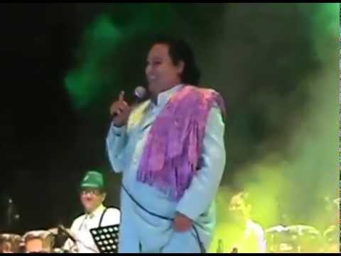 La última visita del cantante Juan Gabriel a Tegucigalpa