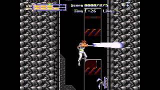 Strider Returns: Journey From Darkness ... (Sega Genesis)